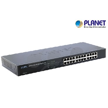 24-PORT ETHERNET SWİTCH